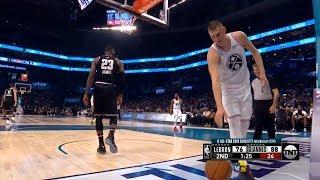 Nikola Jokic got jokes on LeBron James   2019 All-Star Game