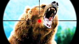 CAN I HUNT A GIANT BEAR? - The Hunter Call Of The Wild
