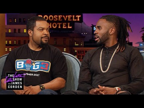 Ice Cube & Jason Derulo s Mothers Had Some Music Concerns