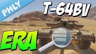 EXPLOSIVE REACTIVE ARMOUR - T-64BV MBT (War Thunder Tanks Gameplay)