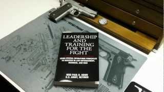 Great Book: Leadership And Training For The Fight