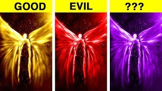 QUIZ: What Type Of Spirit Follows You Around?
