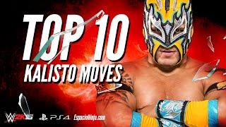 Kalisto Top 10 Moves   EspacioNinja.com Top 10 Moves series