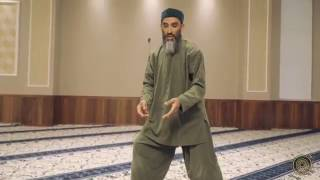 Silat Demonstration by Abdur Rahman Blanchette