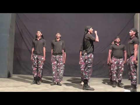 Xxx Mp4 J E S College Jalna Ncc Cadet Desh Bhakti Song Performance 3gp Sex