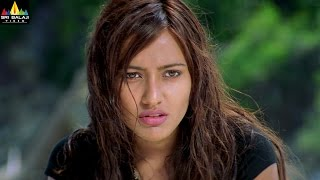 Chirutha  Movie Ram Charan Fishing Scene | Ram Charan, Neha Sharma | Sri Balaji Video