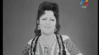 MARIA CIOBANU - Fragmente de aur din cariera artistica a CIOCARLIEI !!!