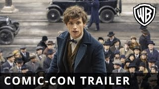 Fantastic Beasts and Where to Find Them – Comic-Con Trailer – Official Warner Bros. UK