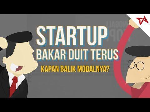 [#01] Startup Bakar Duit Terus  - Kapan Balik Modal? | TIAnimate