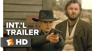 Jane Got a Gun Official International Trailer #1 (2015) - Natalie Portman, Joel Edgerton Movie HD