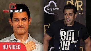 Salman Khan On Special Screening Of Tubelight For Aamir khan