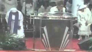 Dorinda Clark Cole @ 102nd Holy Convocation of The Church of God In Christ Pt 3 of 3