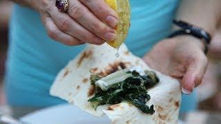 Sauteed Swiss Chard Recipe - Armenian Cuisine - Heghineh Cooking Show