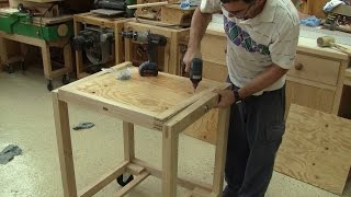 The Woodpecker Ep 109 - Flipping tools carts