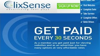 Clixsense Bangla Tutorial | Earn Up to 2$-10$ Per Day Video 2015
