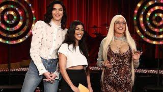 Kourtney Kardashian & Kendall Jenner Accidentally CONFIRM Kylie & Khloe Pregnancies on Ellen Show!?