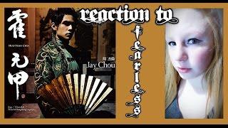 REACTION TO 周杰倫 JAY CHOU