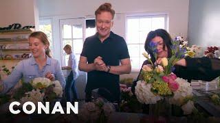Conan Delivers Valentine