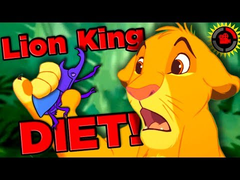 Xxx Mp4 Film Theory Can The Lion King SURVIVE On Bugs 3gp Sex