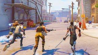 FORTNITE 85 Minutes of Gameplay Demo (New Open World Survival Game) Developer Walkthrough 2017