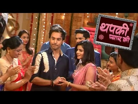Thapki Pyaar Ki | 28th June 2016 | Bihan Gets ENGAGED With Thapki & FAILS Dhruv PLAN