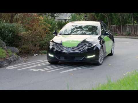 NVIDIA Self Driving Car Demo at CES 2017