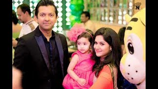 Daughter of Tahsan Family amazing picture with mithila