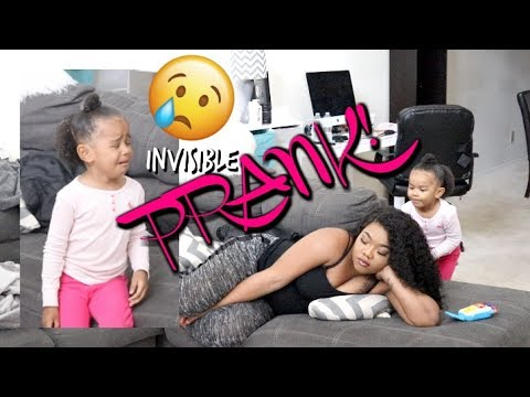 Xxx Mp4 Invisible Prank On 3 Year Old SHE CRIED 3gp Sex