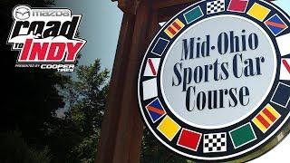 Sunday at the 2018 Honda Indy 200 at Mid-Ohio