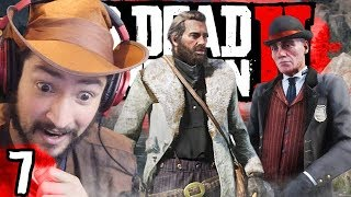 CASUAL FISHING & PEACE OFFERING : Red Dead Redemption 2 Part 7