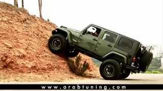 Download Jeep Wrangler Customized by Xtreme 4x4 3Gp Mp4
