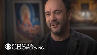 """Dave Matthews on being charitable: """"I have been incredibly lucky"""""""
