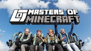 MASTERS OF MINECRAFT   TRAILER