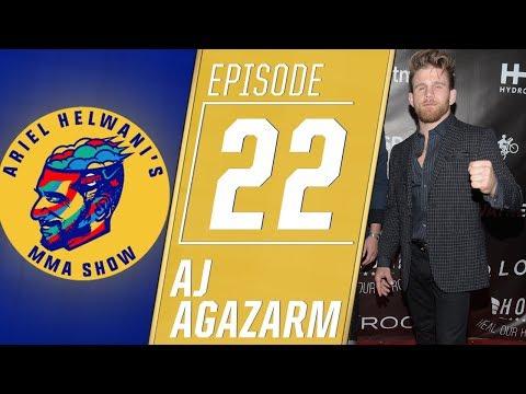 Xxx Mp4 Brazilian Jiu Jitsu Star AJ Agazarm Announces His Deal With Bellator Ariel Helwani's MMA Show 3gp Sex