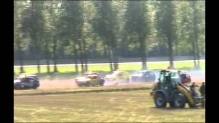 Autocross Rockanje 3de manche 1600 klasse