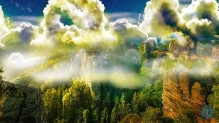 "Deep Sleep & Lucid Dream Music: ""The Heavenly Realm"" - Relaxation, Peaceful, Soul Travel, Heavens"