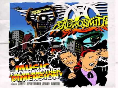 Aerosmith   #01 LUV XXX. (Music From Another Dimension)