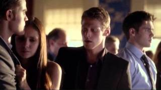 The Vampire Diaries - 4x02 - Connor Sets A Trap For Vampires; Elena Feeds On Matt.