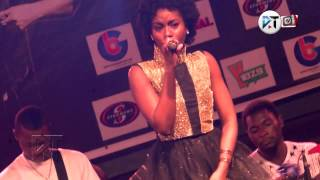 MzVee - Natural Girl @ Efya's Loaded Party Show