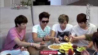 [ENG][HD] 130301 INFINITE Busan wish travel