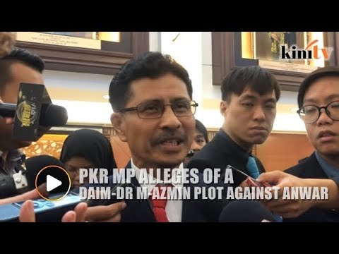Xxx Mp4 There S A Plot To Stop Anwar From Becoming PM Claims PKR MP 3gp Sex