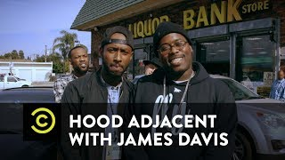 Hood Adjacent with James Davis - Getting a Hood Pass
