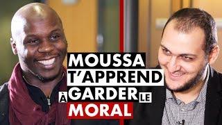 CET HOMME T'APPREND À GARDER LE MORAL - IMAM BOUSSENNA