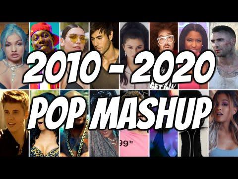 POP DECADE MASHUP 2010 2020 POP 2020 MEGAMIX ARIANA GRANDE RIHANNA DUA LIPA KATY PERRY MABEL