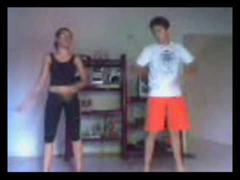 Dança da Brenda e Andrey