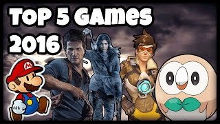 Domtendos TOP 5 GAMES 2016 - Top List #4