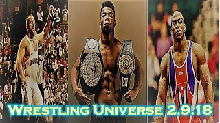 Kyle Snyder is victorious; Frank Chamizo got the strap, Javier is a MONSTER!!!- Wrestling Universe