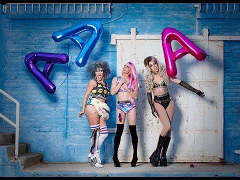 Xxx Mp4 AAA The AAA Girls Feat Alaska Thunderfuck Willam And Courtney Act 3gp Sex
