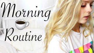 My Morning Routine | Ella Victoria
