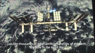 Copernicus Science Centre - Find International Space Station In The Sky